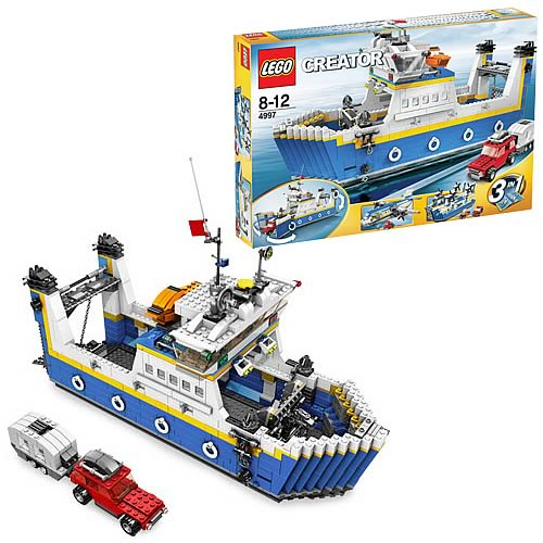 LEGO 4997 Creator Transport Ferry