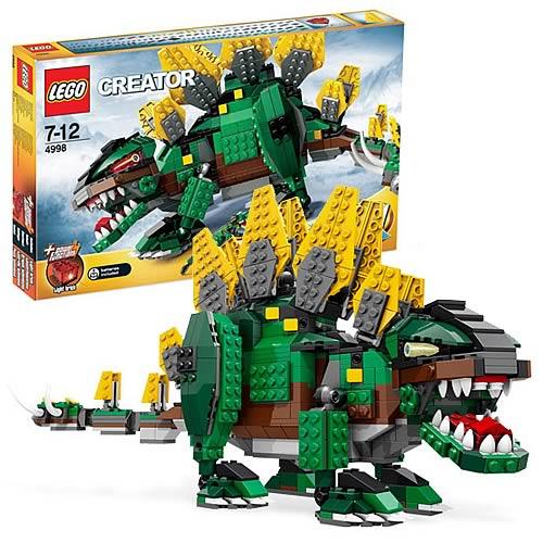 LEGO 4998 Creator Stegosaurus