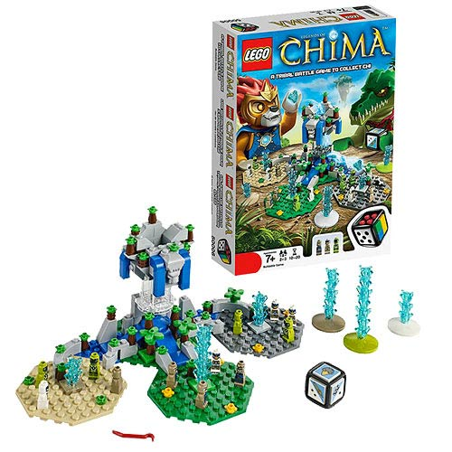 LEGO 50006 Legends of Chima Game