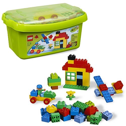 LEGO DUPLO 5506 Large Brick Box