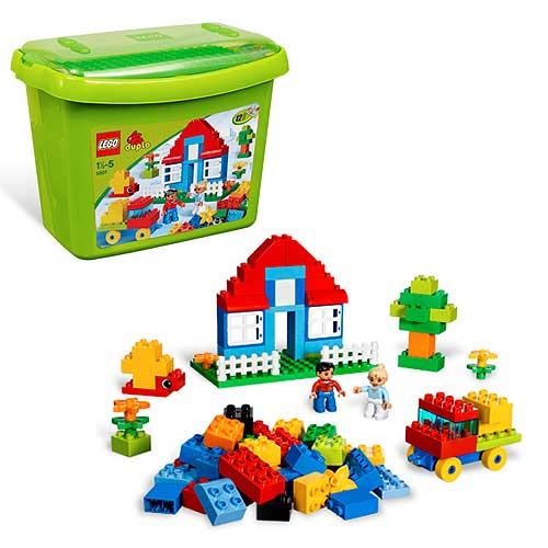 LEGO DUPLO  5507 DUPLO Deluxe Brick Box