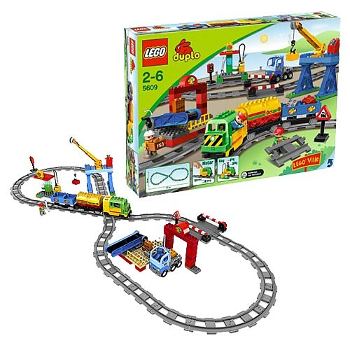 LEGO DUPLO 5609 Deluxe Train Set