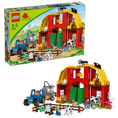 LEGO DUPLO 5649 Big Farm