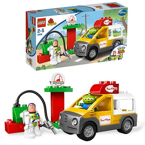 LEGO DUPLO Toy Story 5658 Pizza Planet Delivery Truck
