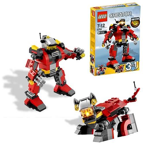Lego Construction Robot Lego 5764 Rescue Robot