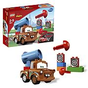 LEGO DUPLO Cars 5817 Agent Mater Case