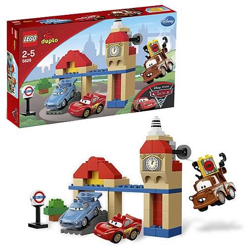 LEGO DUPLO Cars 5828 Big Bentley