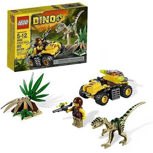 LEGO Dino 5882 Ambush Attack