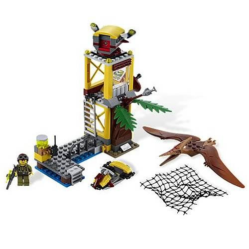 LEGO  Dino Tower Takedown