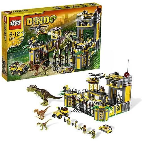 LEGO Dino 5887 Dino Defense HQ
