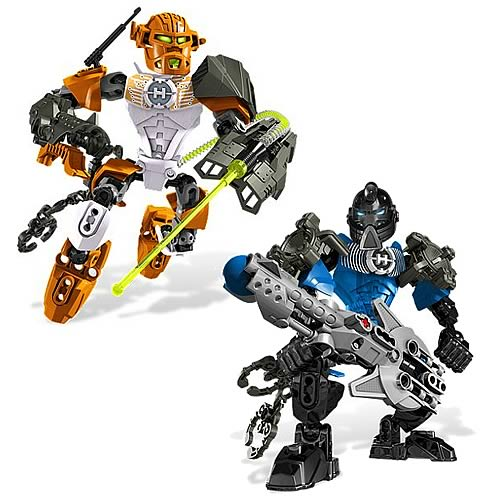 LEGO Hero Factory 6221 and 6282 Case