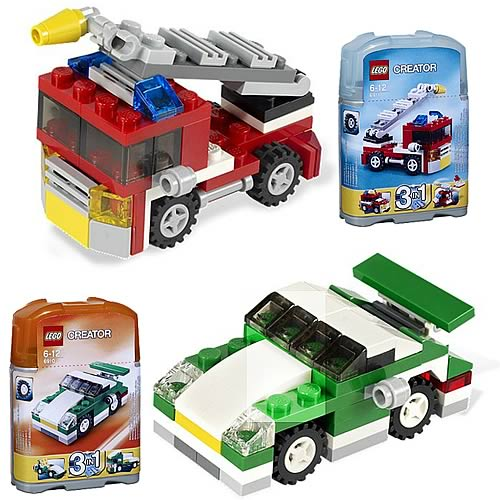 LEGO Creator Mini Assortment Set