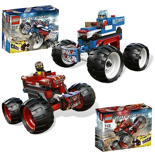 LEGO Racers Assortment 1 Set