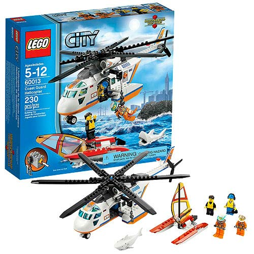 LEGO City Coast Guard 60013 Coast Guard Helicopter