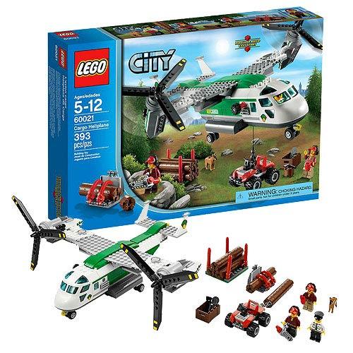 LEGO City Airport 60021 Cargo Heliplane