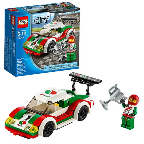 LEGO City 60053 Race Car