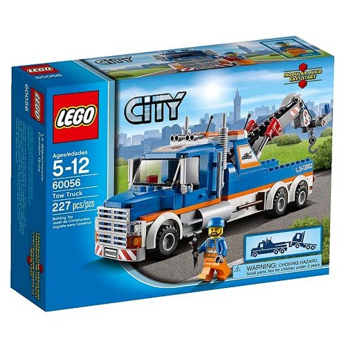 LEGO City 60056 Tow Truck