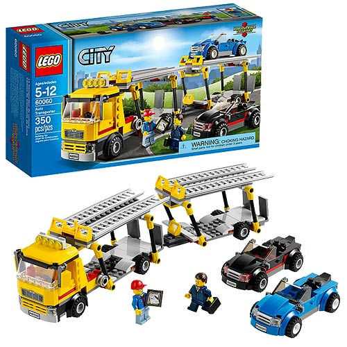 LEGO City 60060 Auto Transporter