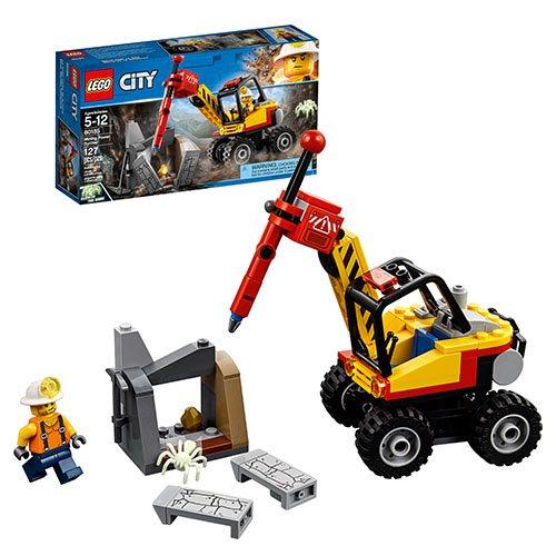 LEGO City 60185 Mining Power Splitter