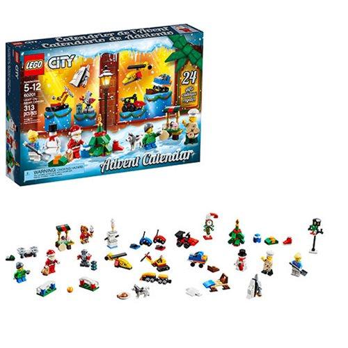 LEGO City 60201 LEGO City Advent Calendar 2018