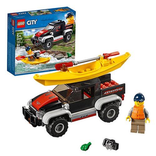 LEGO 60240 City Kayak Adventure