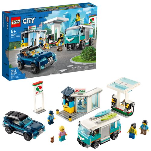 LEGO 60257 City Service Station