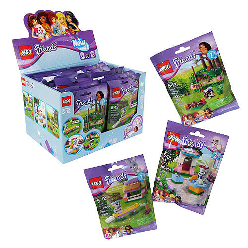 LEGO Friends 6029282 Series 2 Animal Case