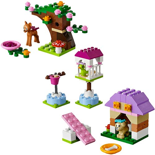 LEGO Friends 6029284 Series 2 Animal Set