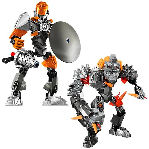 LEGO Hero Factory 6035271 Breez and Bulk Set