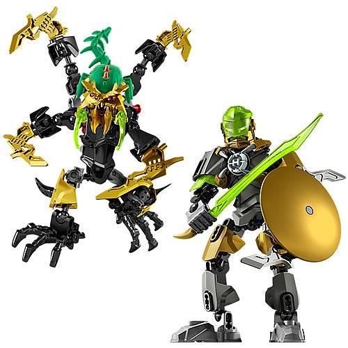 LEGO Hero Factory 6035272 Scarox and Rocka Case