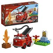 LEGO DUPLO Cars 6132 Red