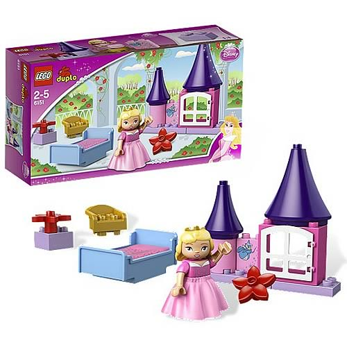 LEGO DUPLO Disney Princess 6151 Sleeping Beautys Room