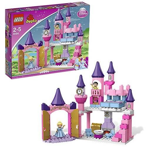 LEGO DUPLO Disney Princess 6154 Cinderella's Castle
