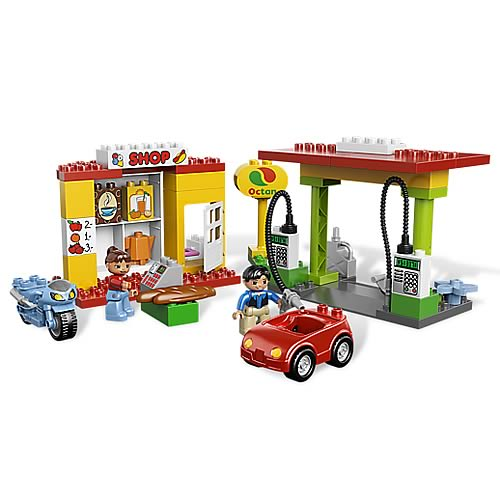 LEGO DUPLO 6171 My First Gas Station