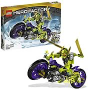 LEGO Hero Factory 6231 Speeda Demon