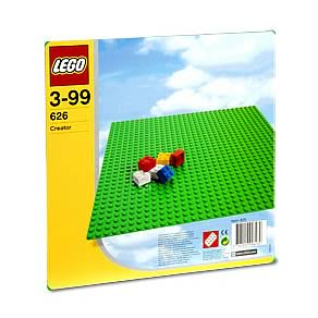 LEGO 626 Green Building Baseplate