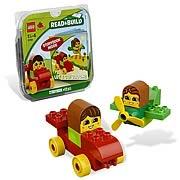LEGO DUPLO 6760 Let's Go! Vroom!
