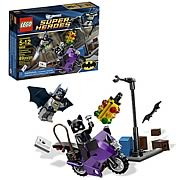 LEGO DC Universe 6858 Catwoman Catcycle City Chase