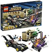 LEGO DC Universe 6864 Batmobile and The Two-Face Chase
