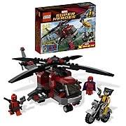 LEGO Marvel Super Heroes 6866 Wolverine's Chopper Showdown