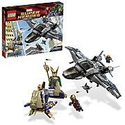 LEGO Marvel Super Heroes 6869 Avengers Quinjet Aerial Battle