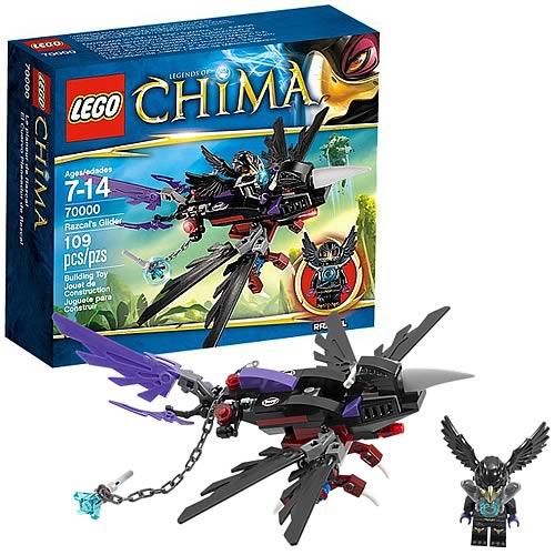 LEGO Legends of Chima 70000 Razcal's Glider