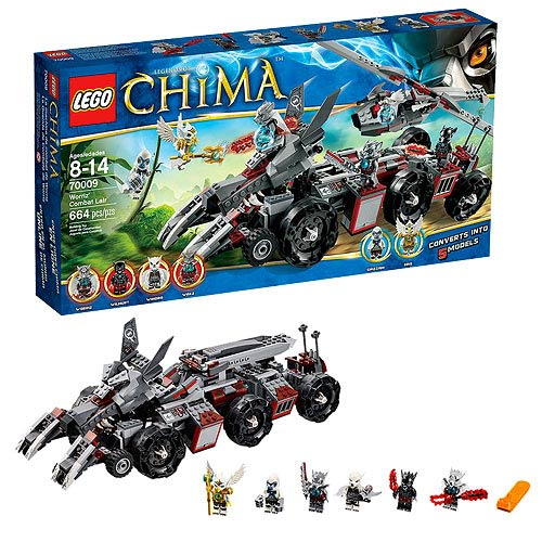 LEGO Legends of Chima 70009 Worriz' Combat Lair
