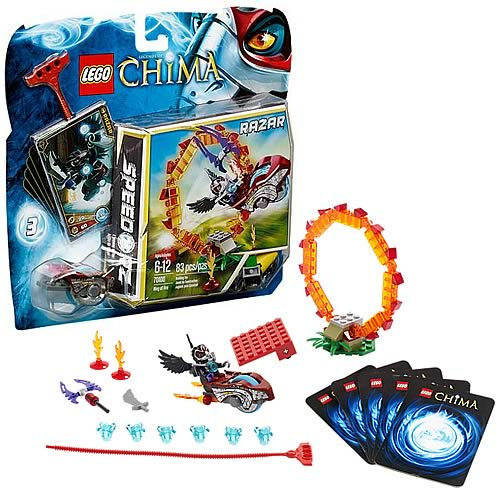 LEGO Legends of Chima 70100 Ring Of Fire