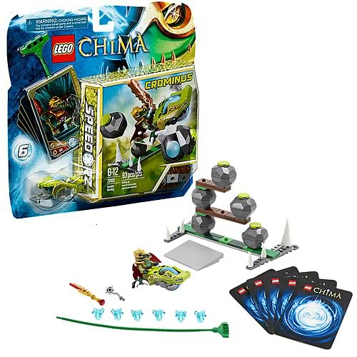 LEGO Legends of Chima 70103 Boulder Bowling