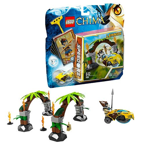 LEGO Legends of Chima 70104 Jungle Gates