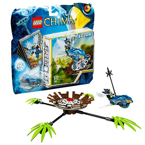 LEGO Legends of Chima 70105 Nest Dive