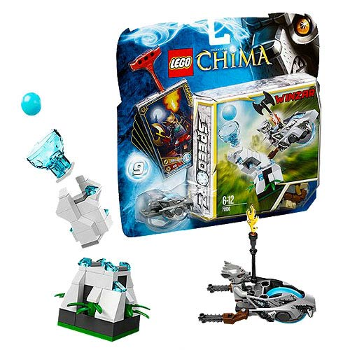 LEGO Legends of Chima 70106 Ice Tower