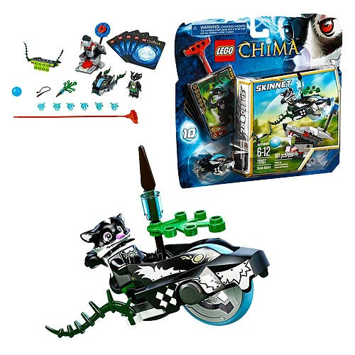 LEGO Legends of Chima 70107 Skunk Attack