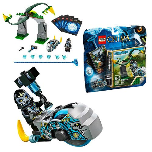 LEGO Legends of Chima 70109 Whirling Vines